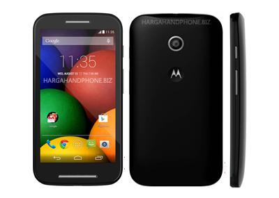 Gambar Motorola Moto E - Black