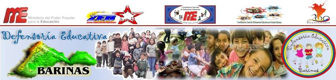 Defensoria Educativa Barinas