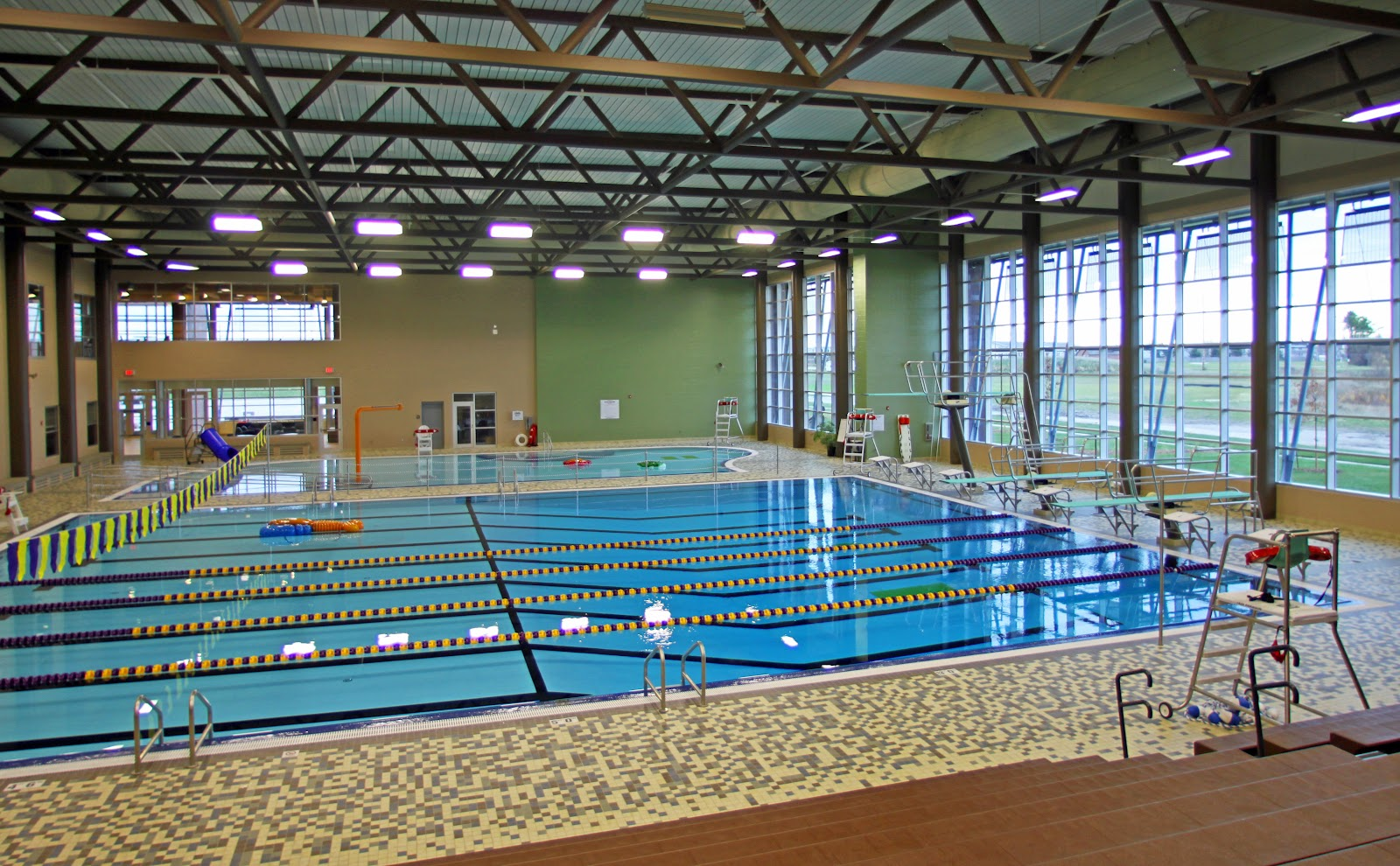Indoor School Swimming Pool aquatics | ymca of greater des moines