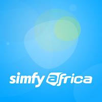 Simfy Africa logo image