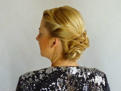 fryzura ślubna 76