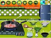 Lớp dạy nấu ăn, chơi game nấu ăn hay tại gamevui.biz