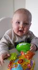 Een 4e kleinzoon....ons geluk kan niet op....