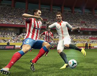 Download Patch PES 2013 5.1 Terbaru