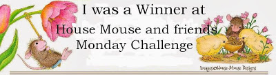 House Mouse & Friends Challenge