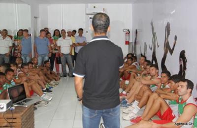 Juazeirense inicia preparativos para temporada 2016