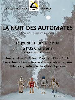 us chartrons théâtre Bordeaux, d'Arnaudy