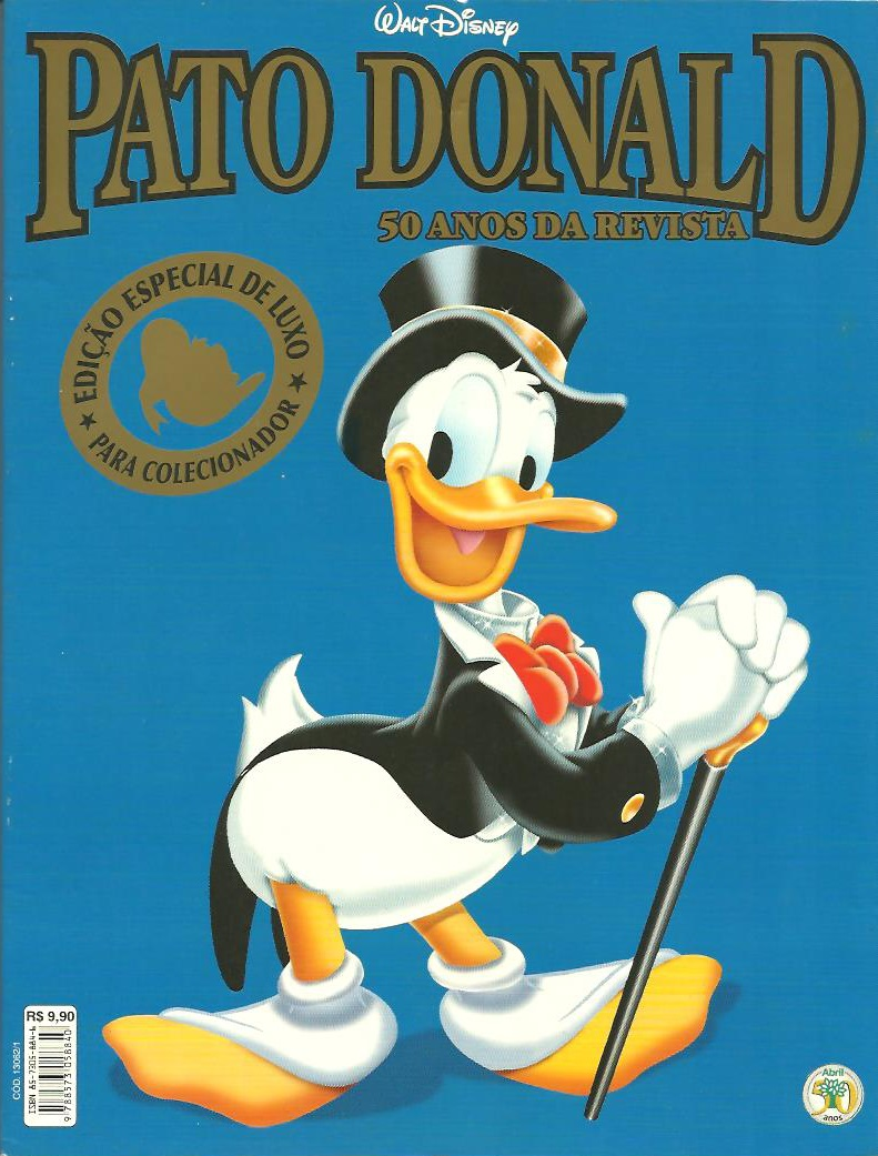 Pato Donald, 50