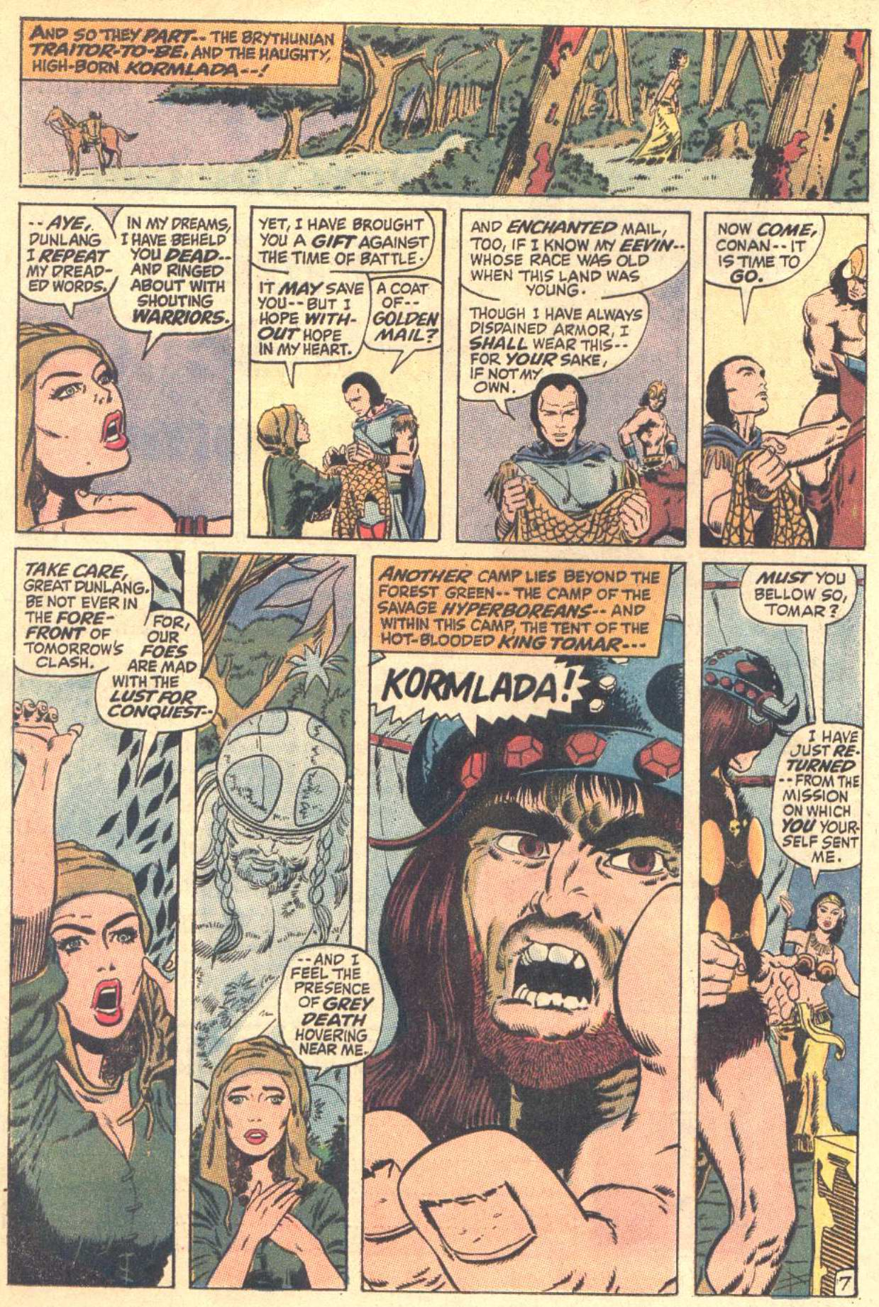 Conan the Barbarian (1970) Issue #3 #15 - English 8