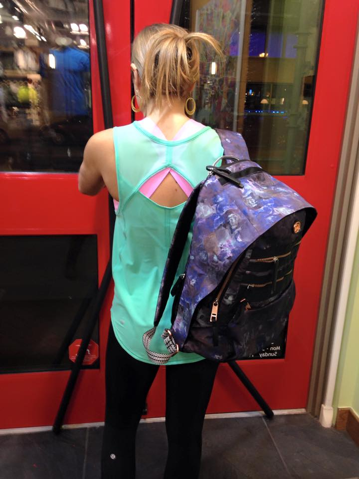 lululemon back to reality backpack