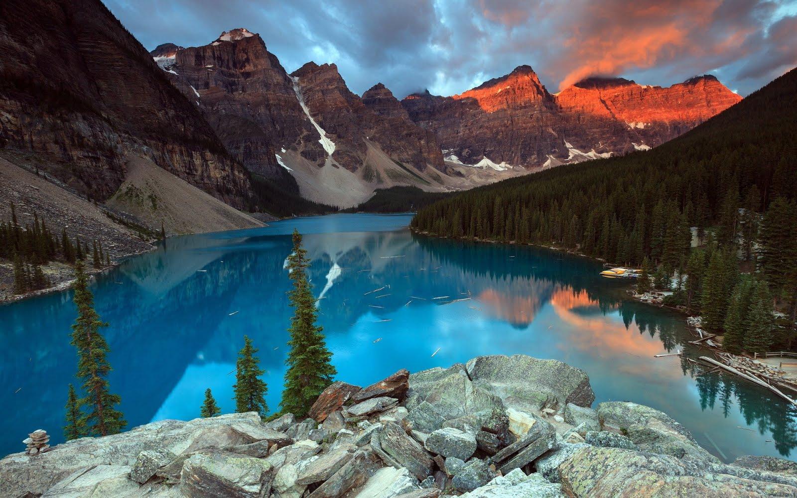 cabanas lago azul:
