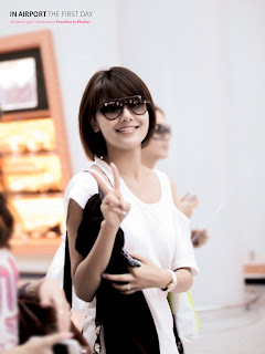 SNSD Sooyoung All About Girls Generation in Airport