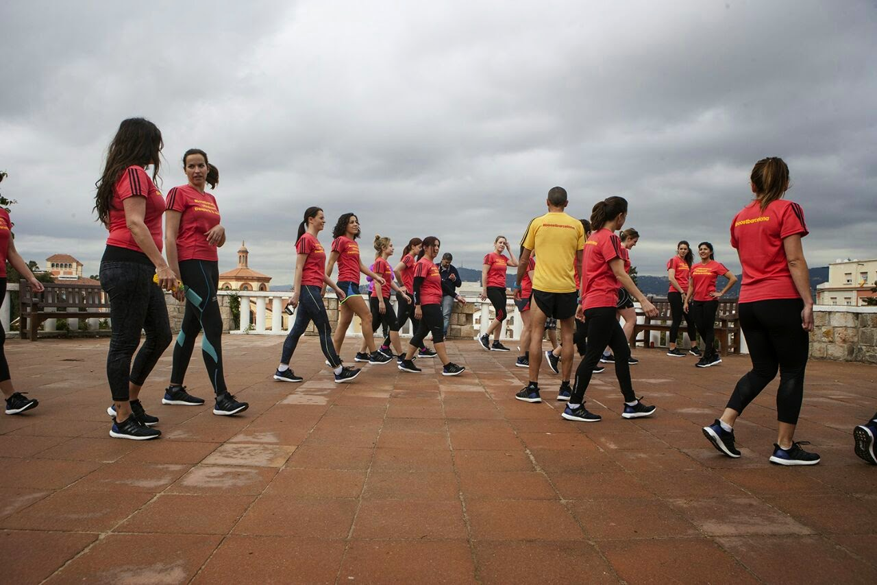 evento ultra boost Adidas Chema Martínez