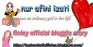 ♥ finiey bloggie story ♥
