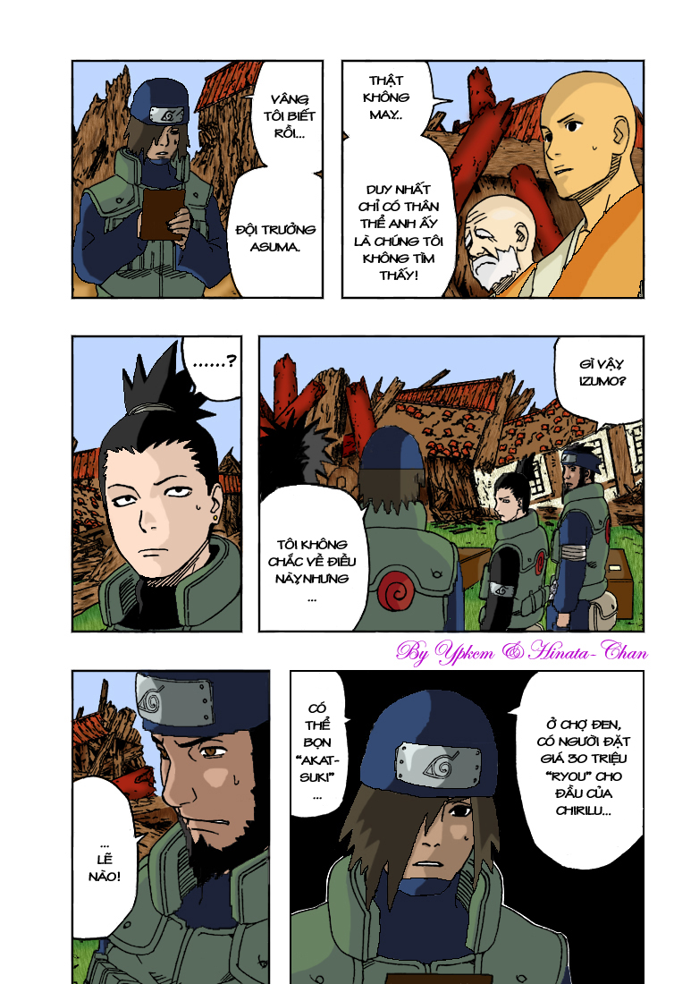 Naruto chap 320.Color Trang 3 - Mangak.info