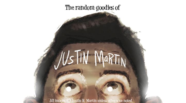 Justin B. Martin's Blog