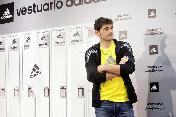 ¿Y si la solución de adidas en USA la tuviera Iker Casillas?