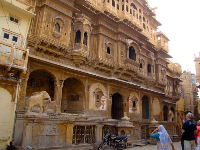 Nathmalji Ki Haveli Jaisalmer