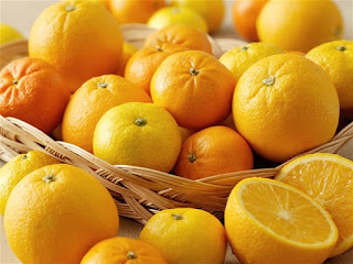 البرتقال يساعد على زيادة تمثيل الحديد