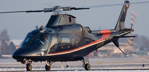 Gambar Helikopter Agusta Westland AW 109 - 17