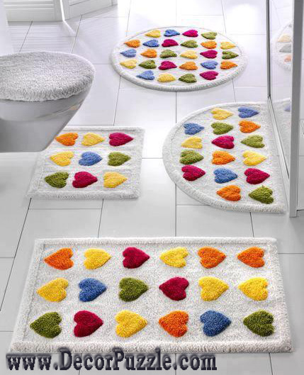 bathroom rugs and mats. new bathroom rug sets  bath mats 2018 colorful rugs and carpets Fashionable