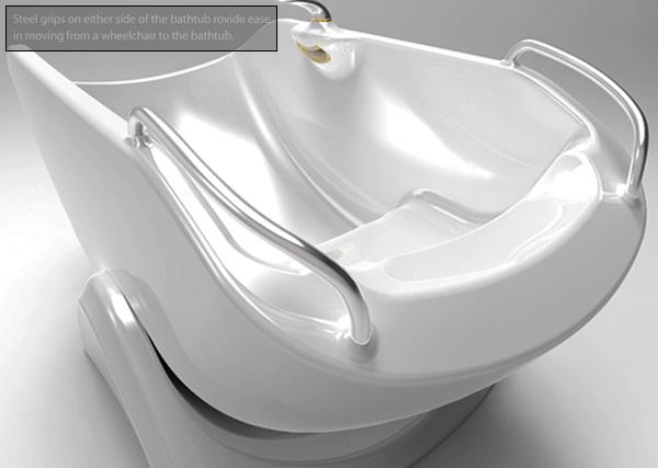 See Saw Bath Tub