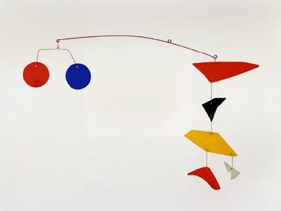 Alexander Calder's 113th Birthday