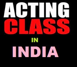 Acting Classes In India