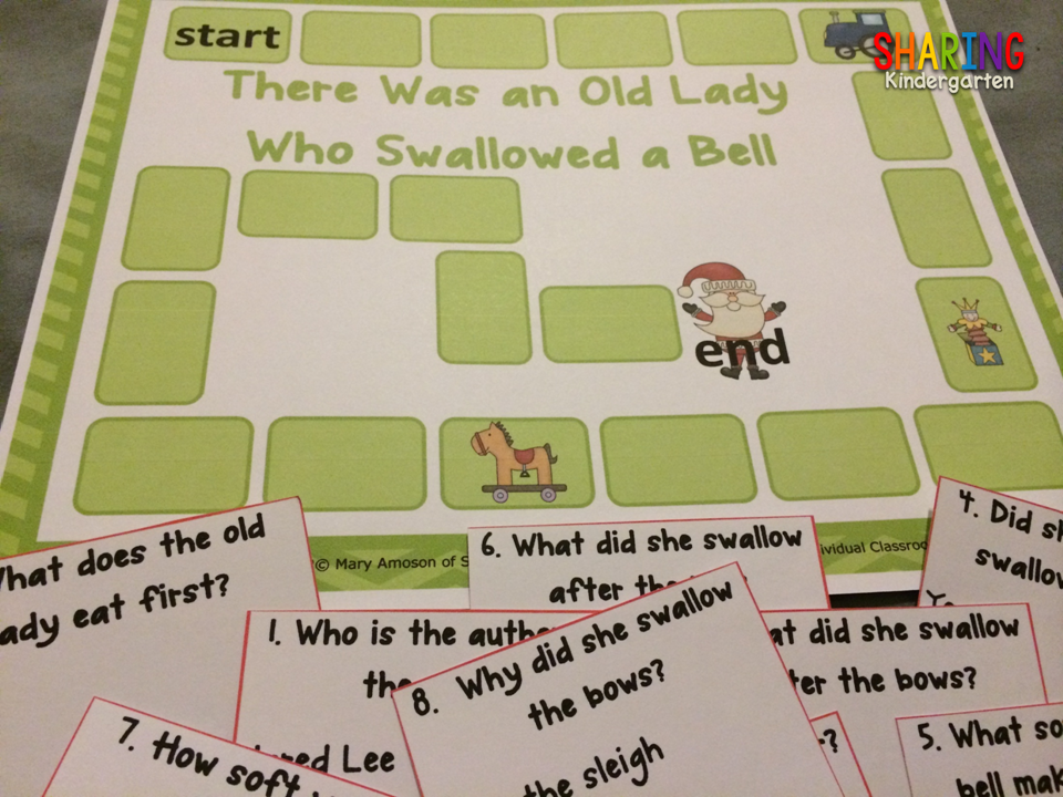http://www.teacherspayteachers.com/Product/There-Was-an-Old-Lady-Who-Swallowed-a-Bell-Unit-403420