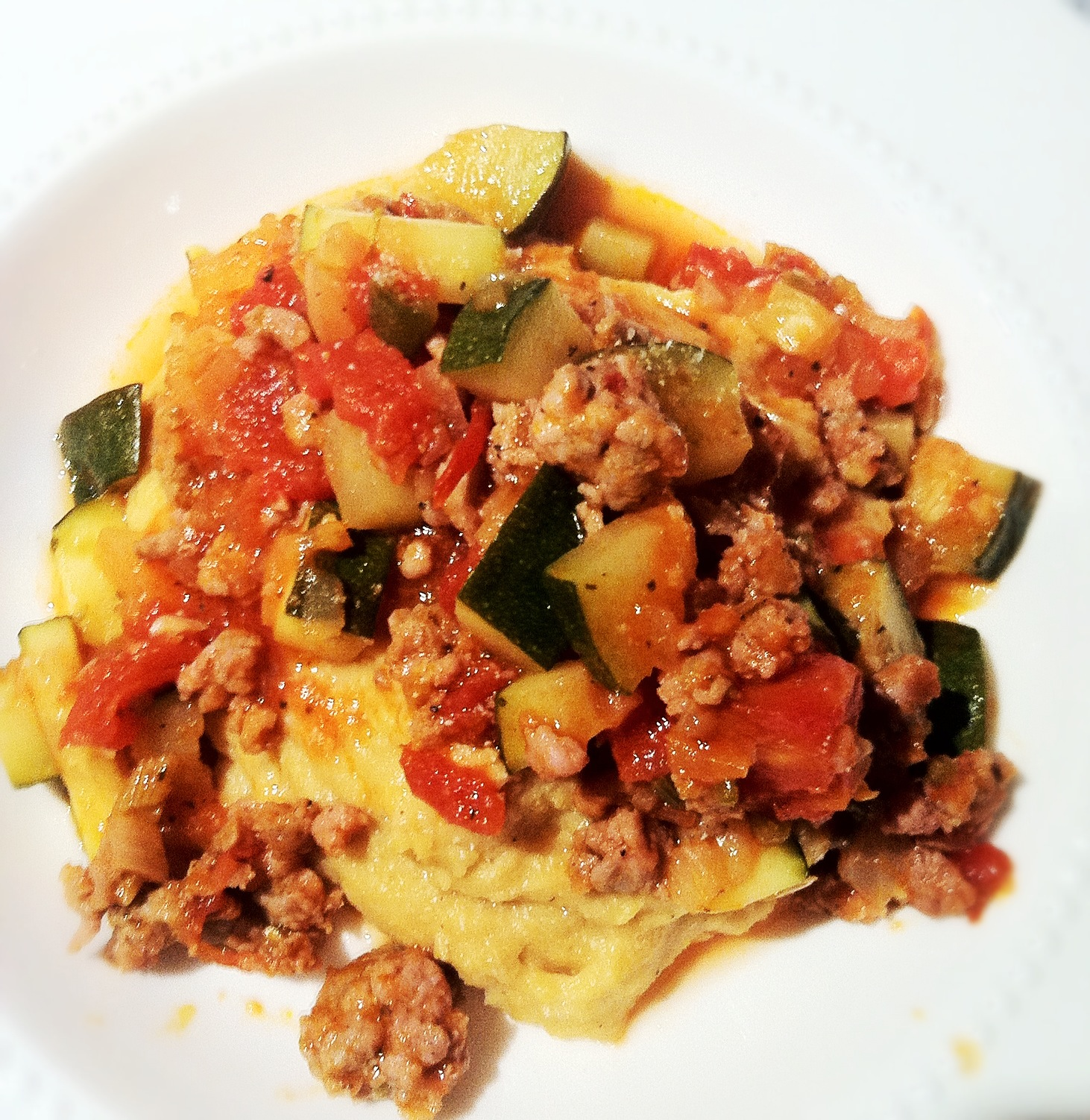 Creamy Polenta Alla Bittman Recipes — Dishmaps