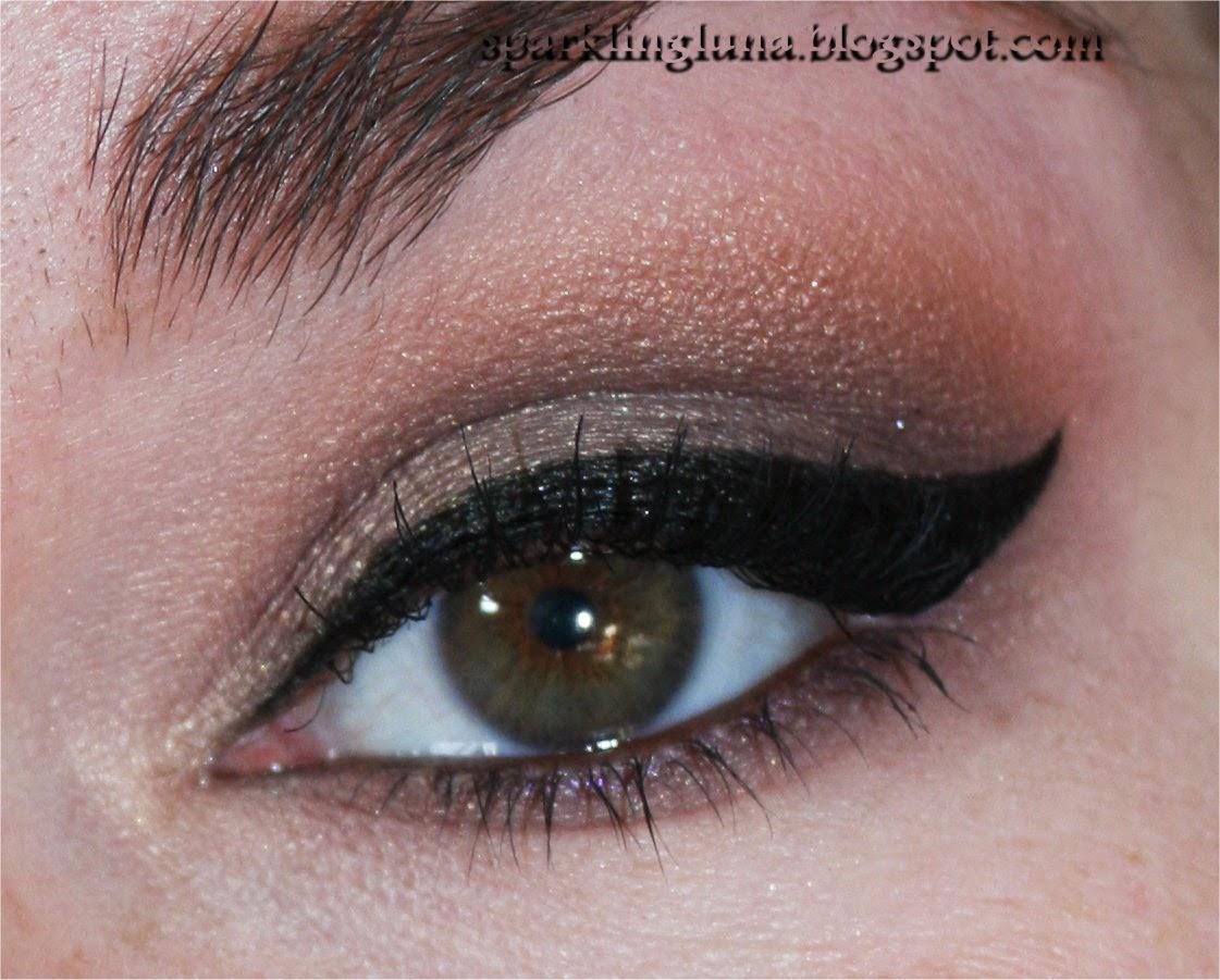 Sparkling Luna: EOTD : Anastasia Beverly Hills Catwalk