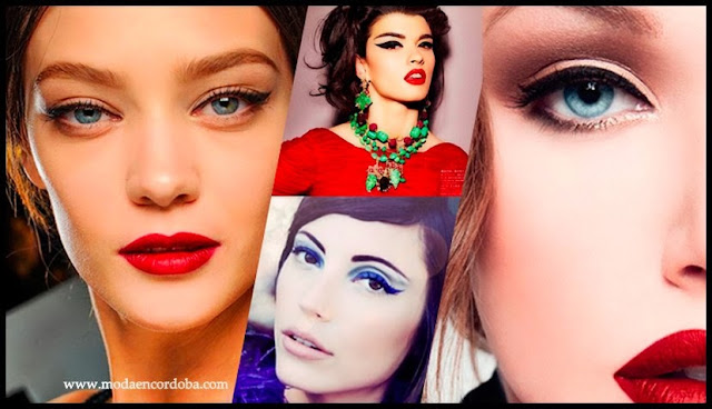 Tendencia en Maquillaje - www.modaencordoba.com