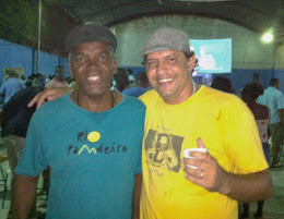 SAMBA NO BURACO DO GALO - 2012