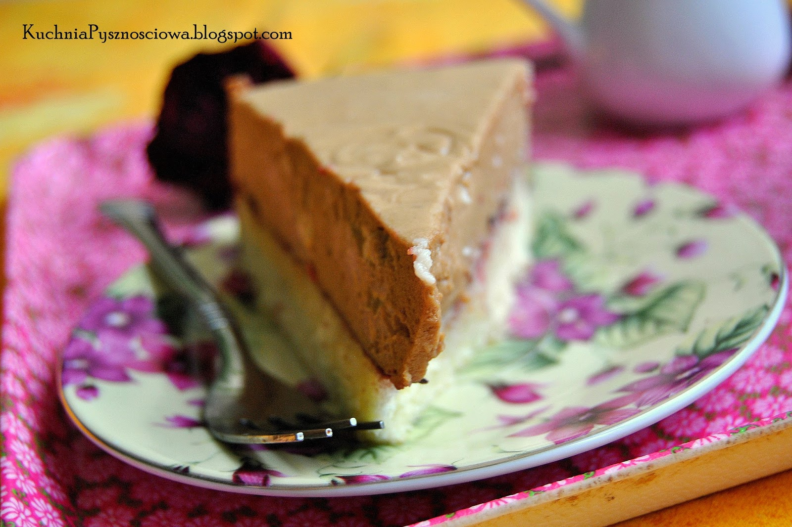181. Delikatne ciasto krówka