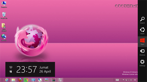 Mozilla Firefox Theme For Windows 7 And 8