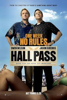 Thách Thức Đấng Mày Râu - Hall Pass