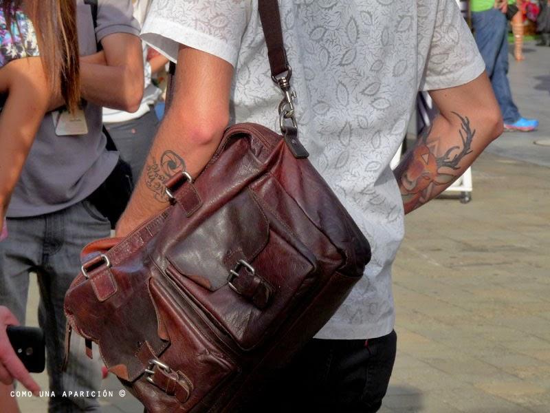 comounaaparicion-streetstyle-colombiamoda-accesorios-tatuajes-moda-masculina-primavera-verano-2014