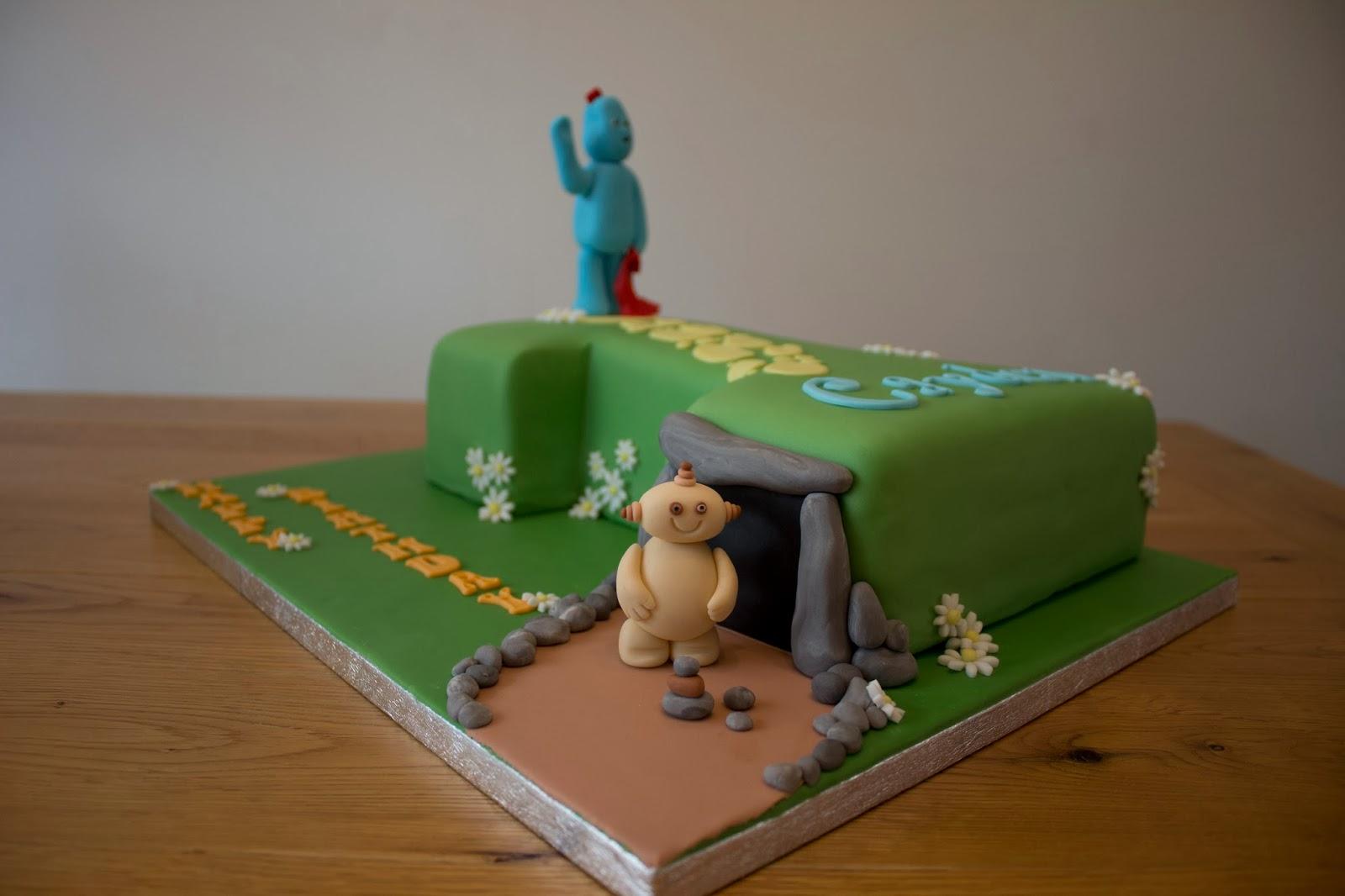 Iggle Piggle First Birthday Cake | The Cake Escape