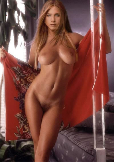 jennifer aniston naked in playboy
