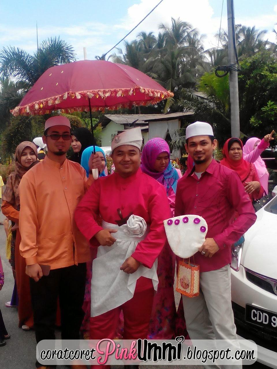 Majlis perkahwinan Syahir dan Hidayah
