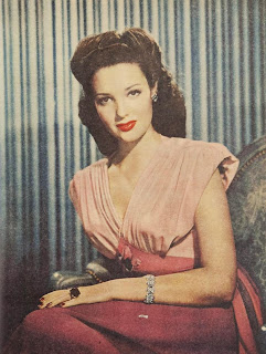 Linda Darnell in 1945, age 21