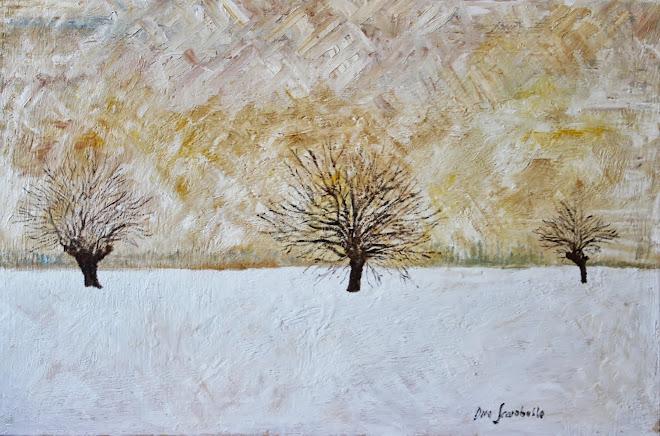 3 Gelsi nella neve N.15