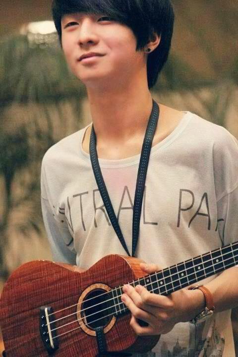 Sungha Jung Ring