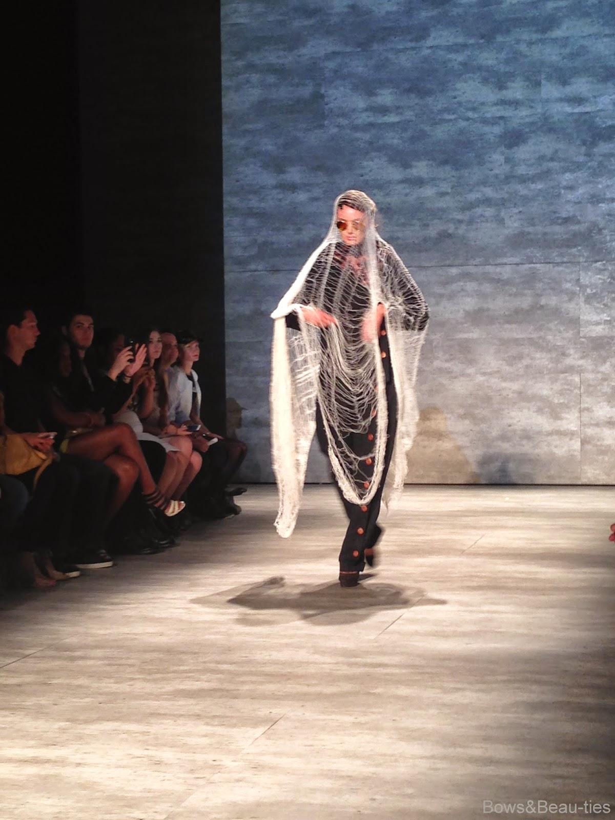 NYFW, MBFW, Dorin Negrau, BowsandBeau-ties, fashion