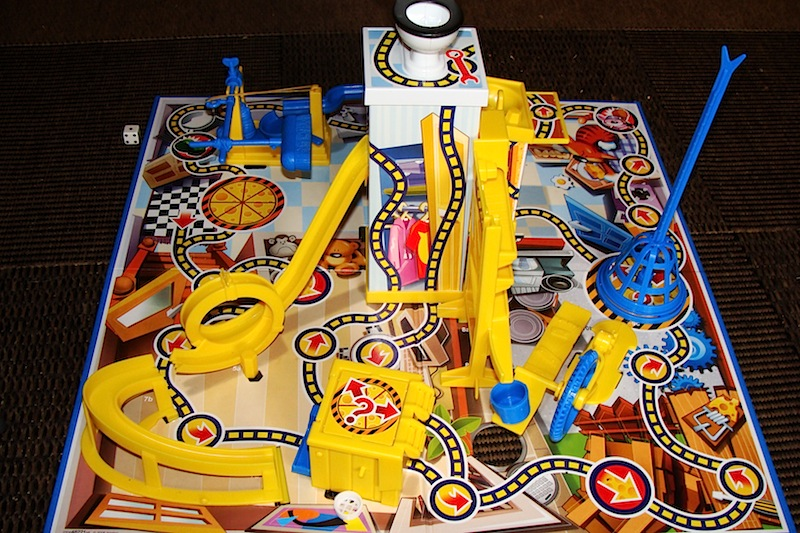 mousetrap hasbro 2011 instructions