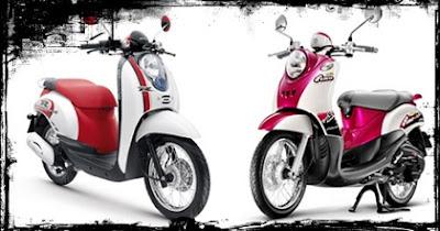 Fino Yahama Scooters