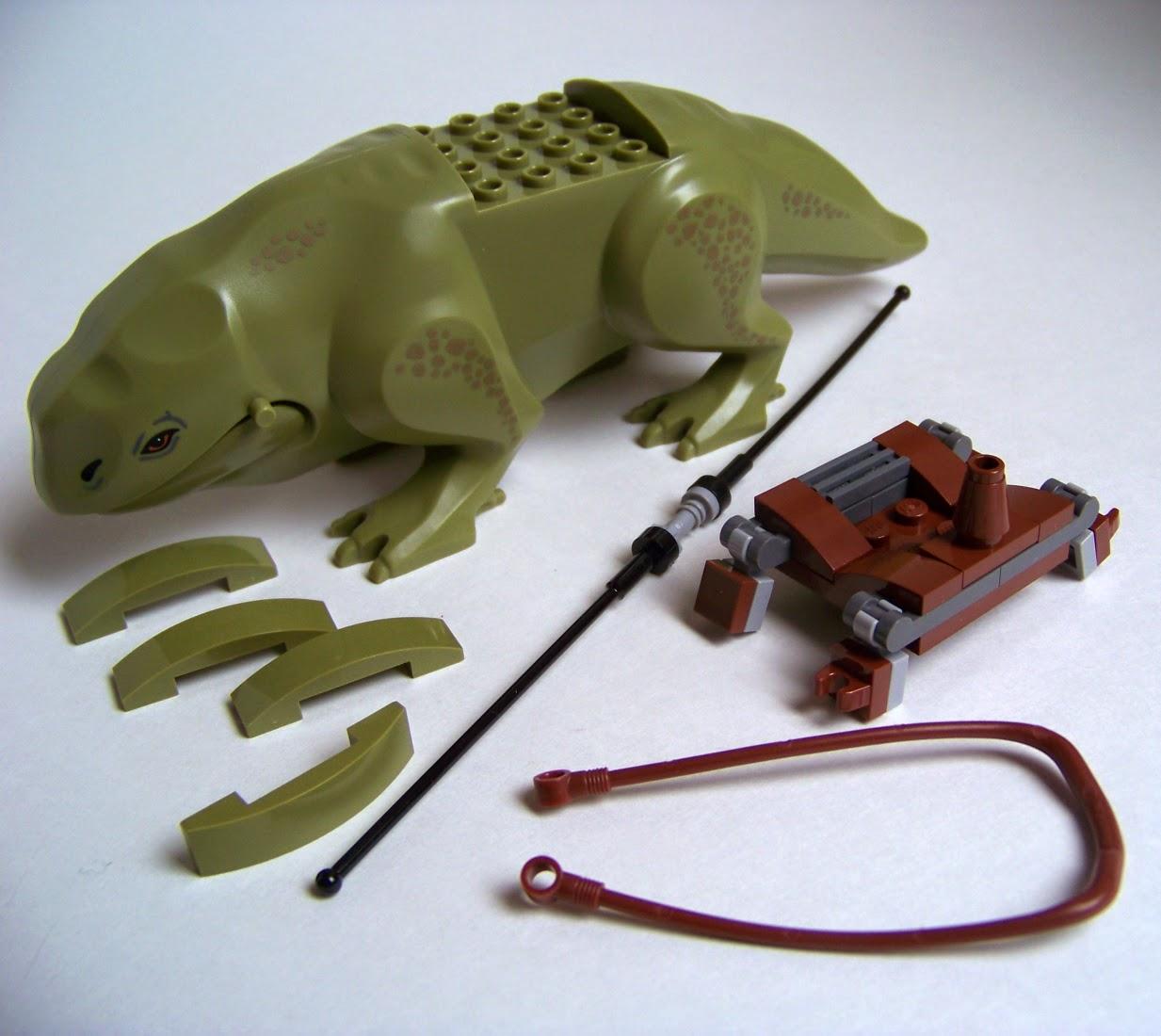 LEGO Mos Eisley Cantina 75052 Dewback