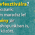 KMK Könyvfesztivál - 20% vidékre is ingyen szállítással!
