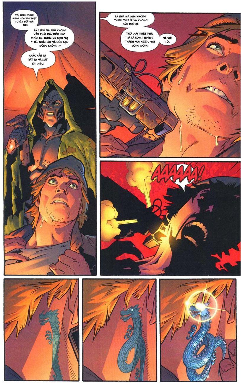 Ultimate Fantastic Four chap 10 - Trang 11