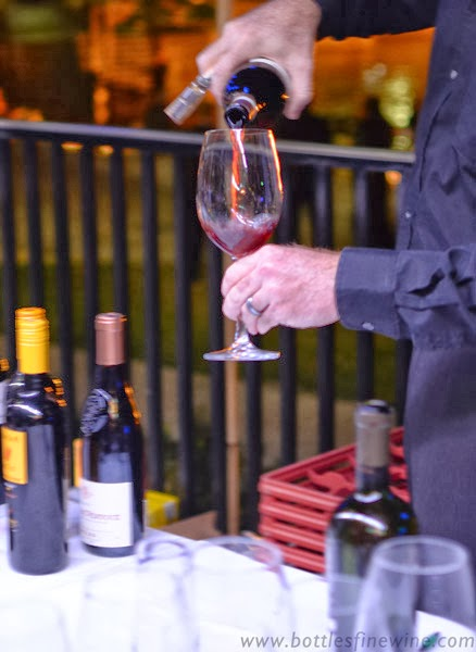 waterfire, bottles for the cause, providence, wine, community